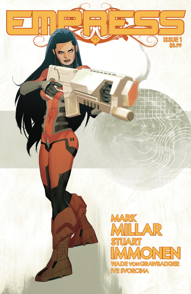 Variant Cover by Stuart Immonen