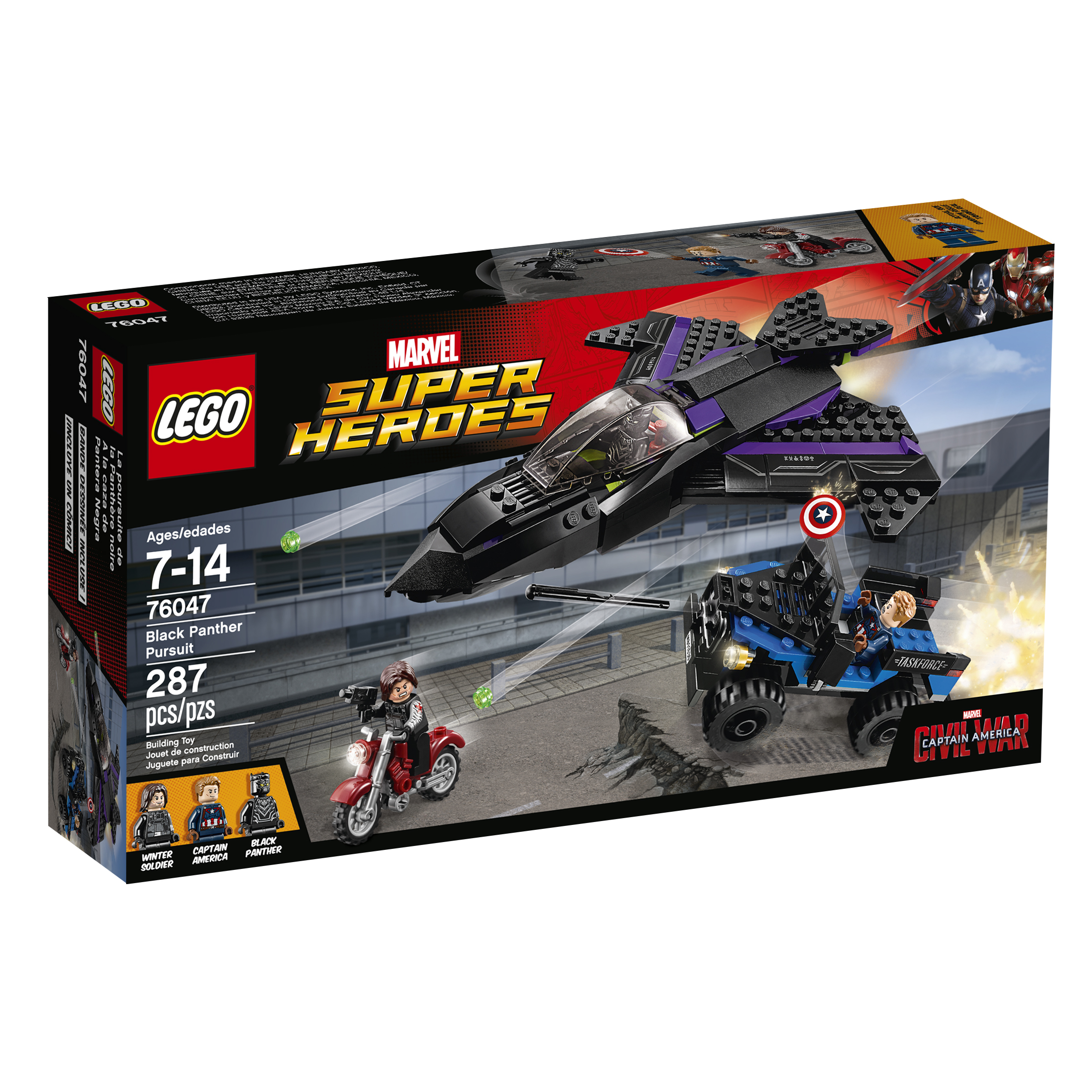 LEGO_Marvel Super Heroes Black Panther Pursuit_March 2016