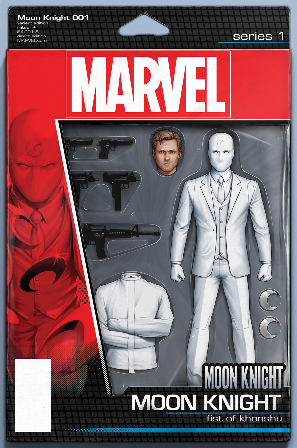 Action Figure Variant by John Tyler Christopher