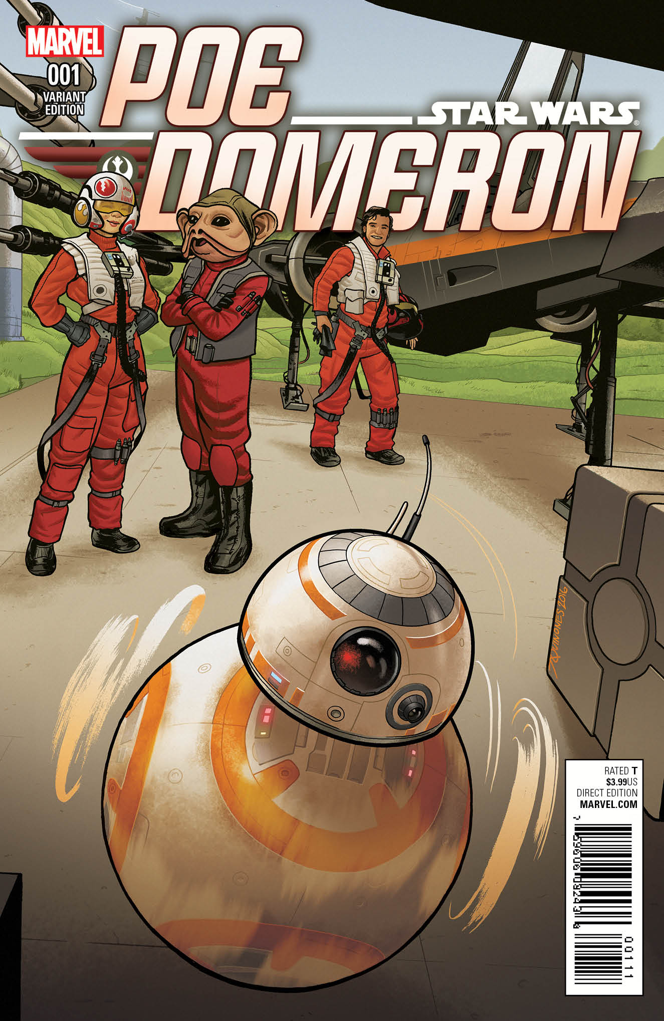 BB-8 Variant by Joe Quinones