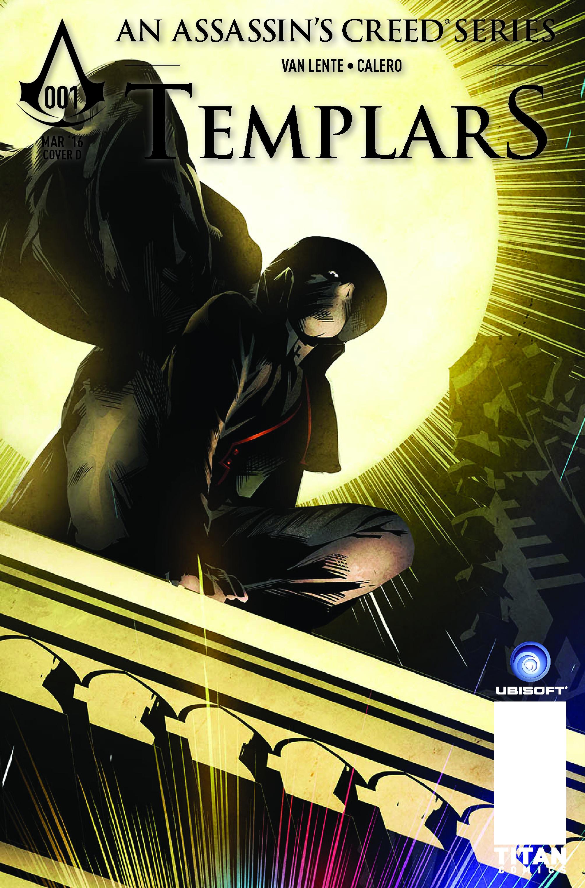 Cover C by Dennis Calero