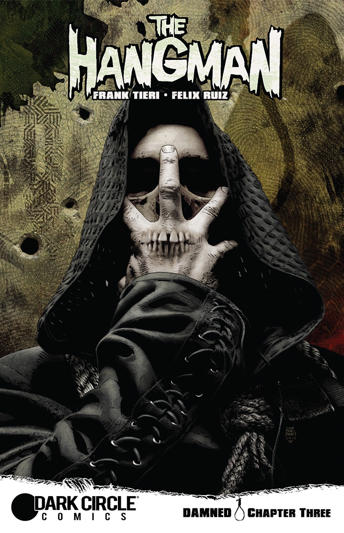 Cover A by Tim Bradstreet