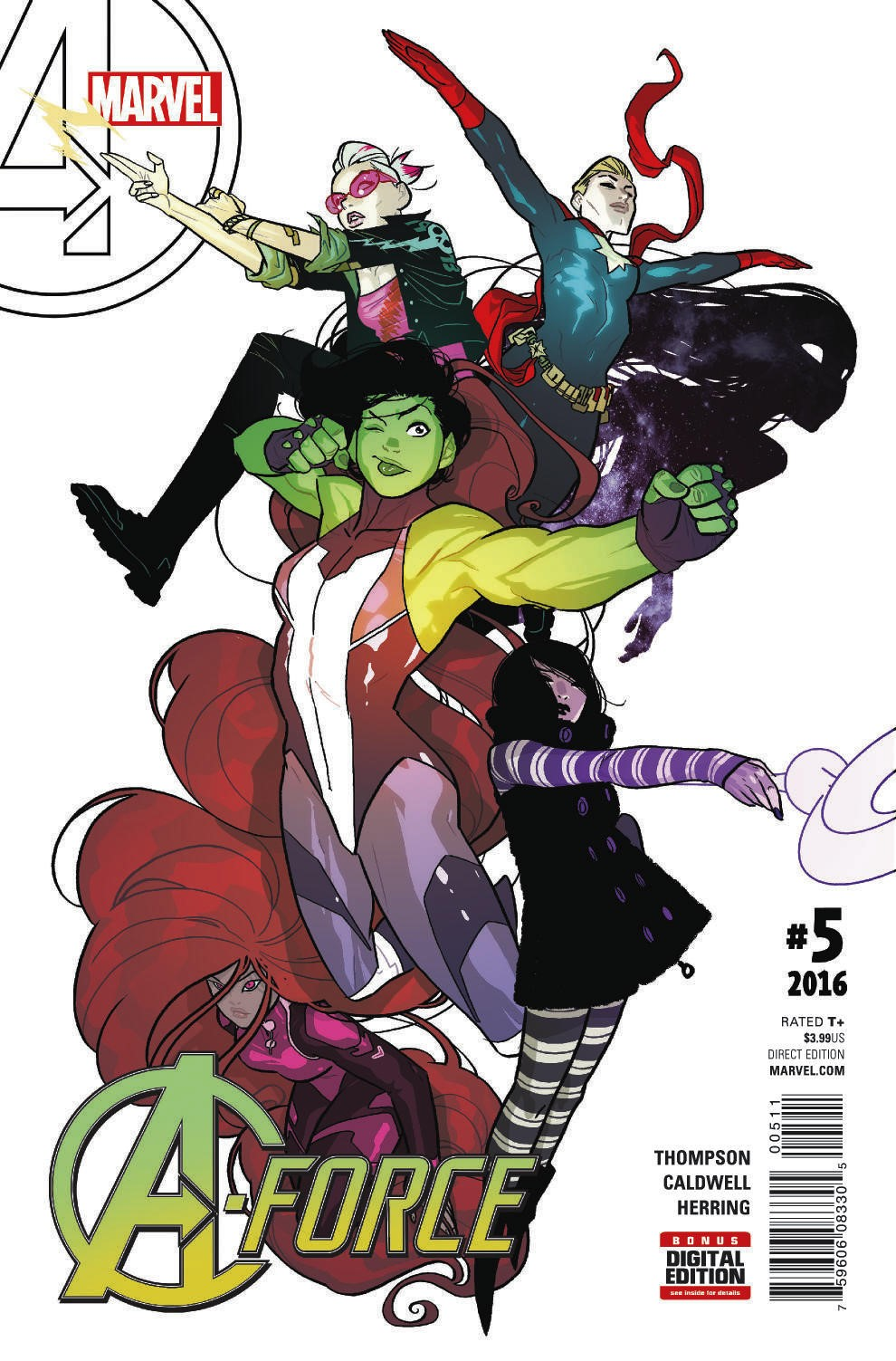Cover by Ben Caldwell