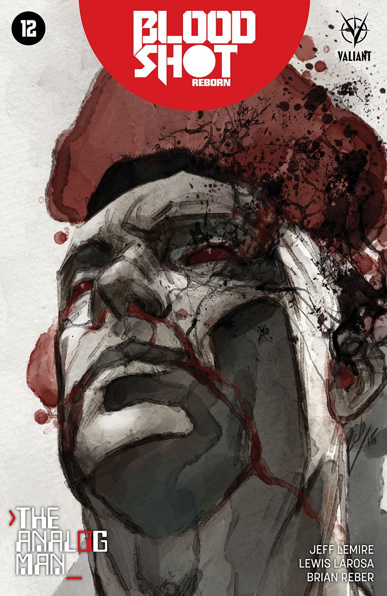 Variant Cover by Roberto De La Torre