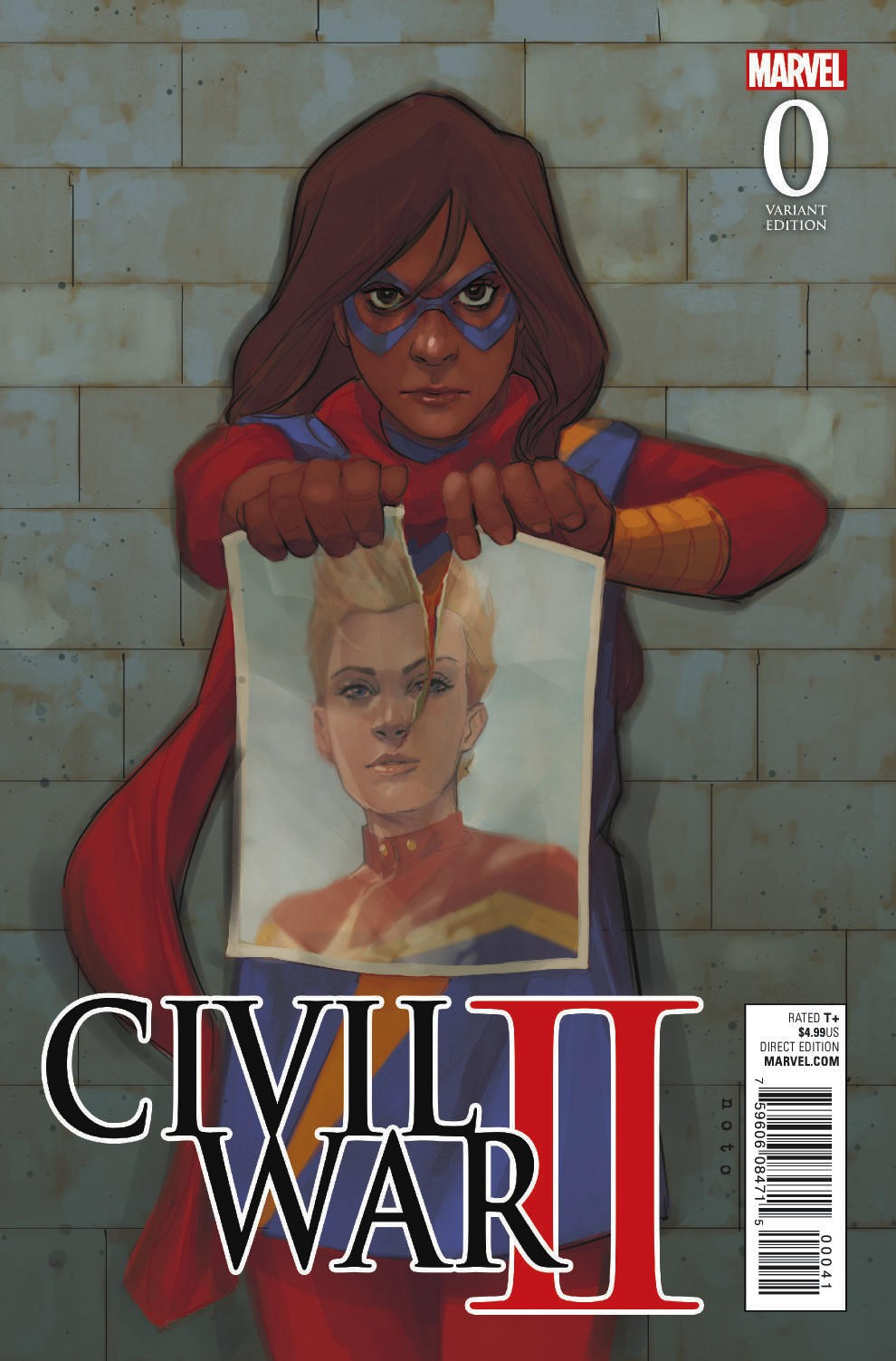 Character Variant by Phil Noto
