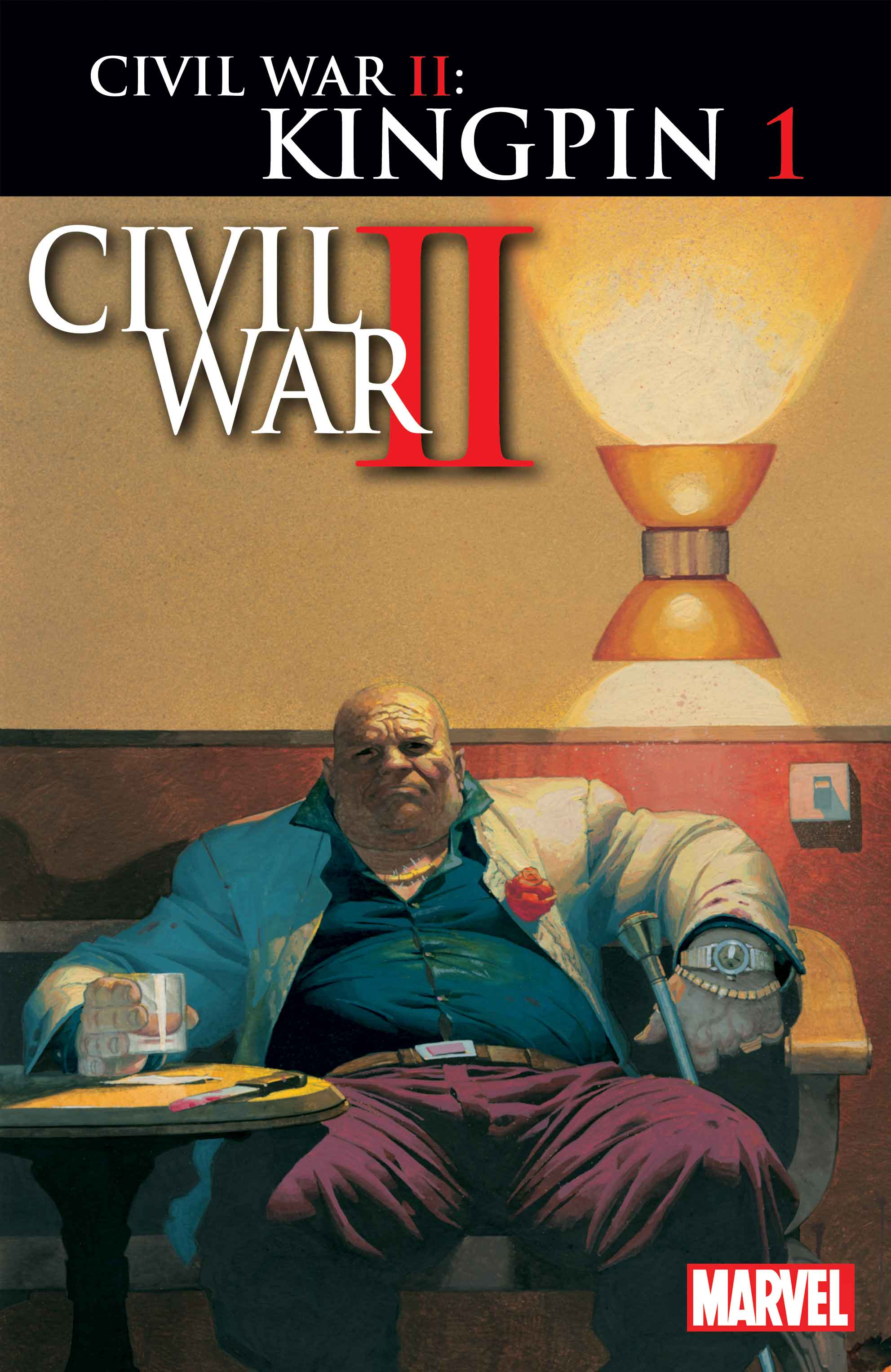Variant Cover by Esad Ribic