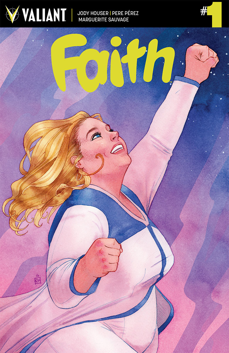 Cover A by Kevin Wada