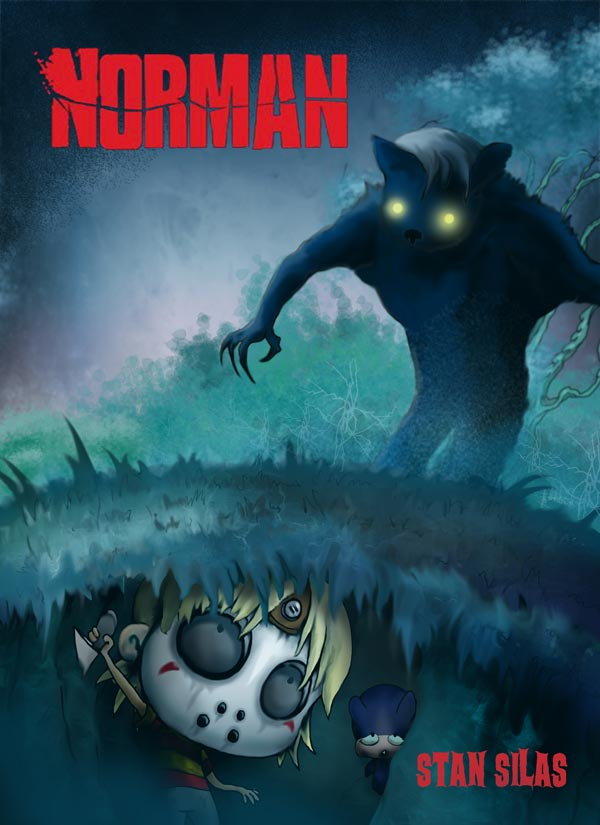 Cover B by Roman Dirge