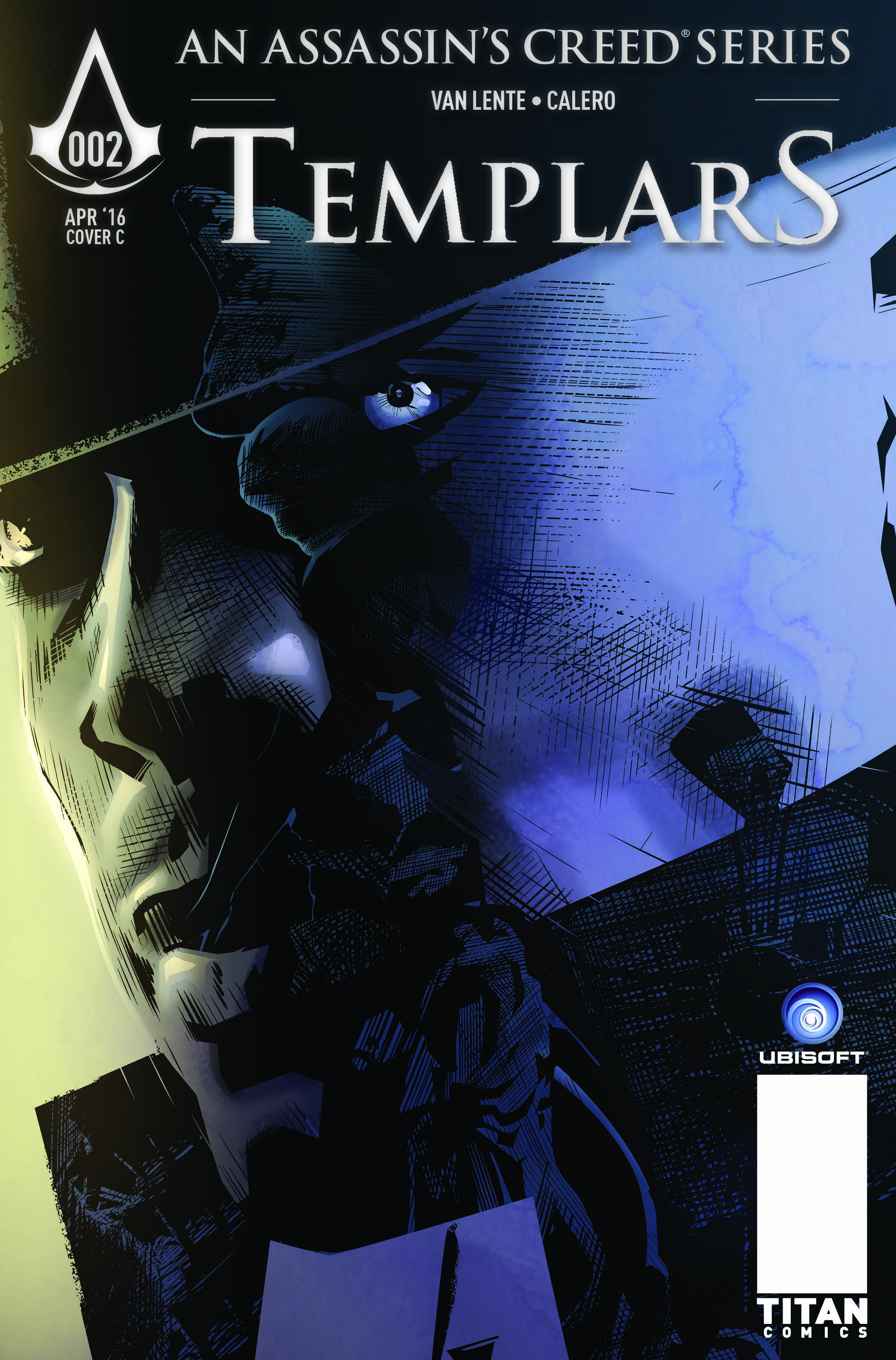 Cover B by Dennis Calero