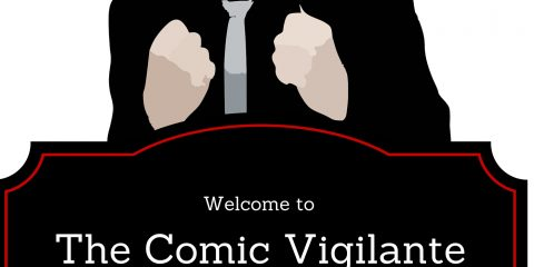 The Comic Vigilante (1)