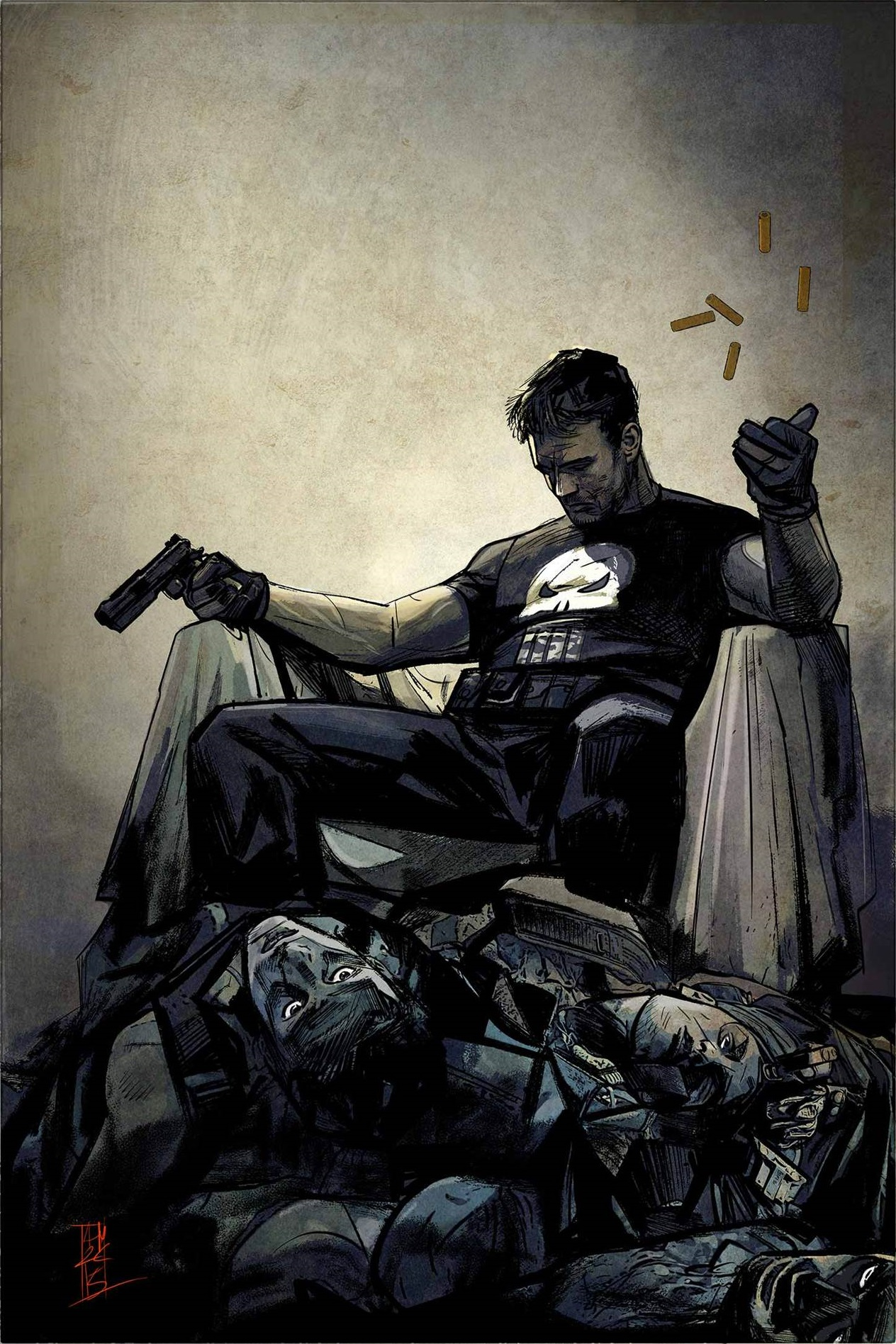 Variant Cover by Alex Maleev