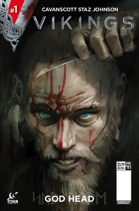 Cover A by Shane Pierce
