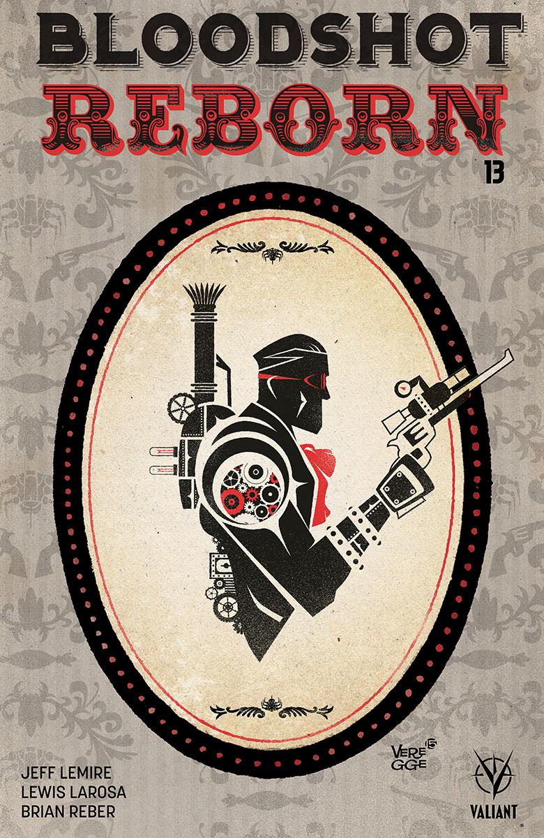 Bloodshot Reborn #13