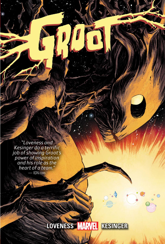Groot Vol. 1