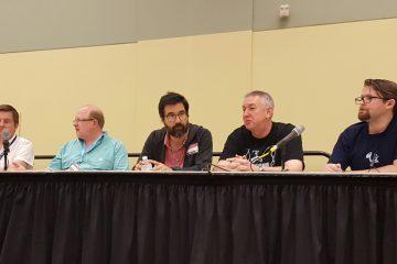 Marvel Panel Baltimore Comic Con 2016