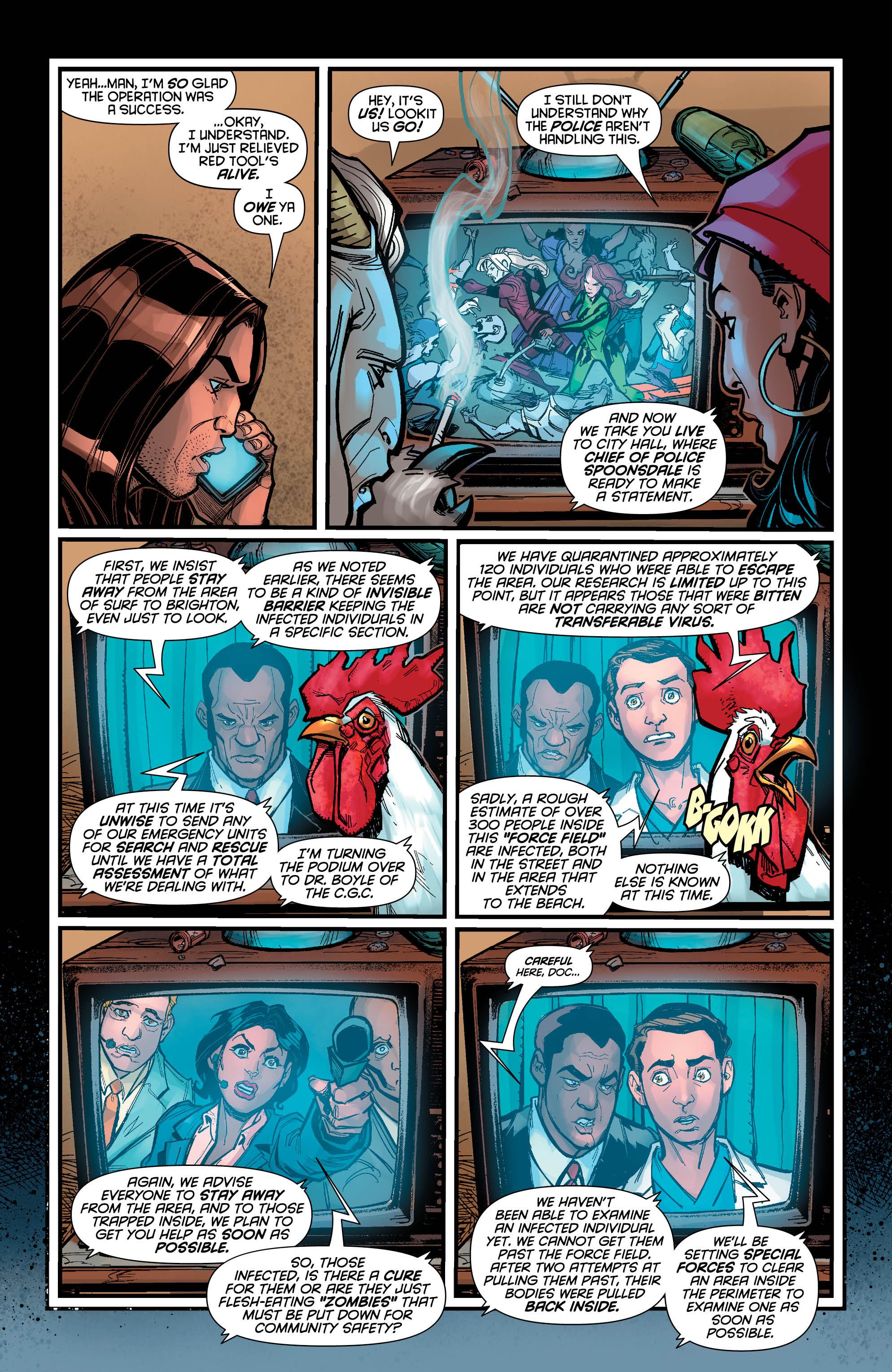 Harley Quinn #3