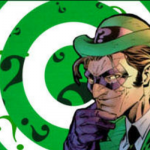 The Riddler's Riddle: Of The King I Am Blue, Of The Peasant I Am Red...