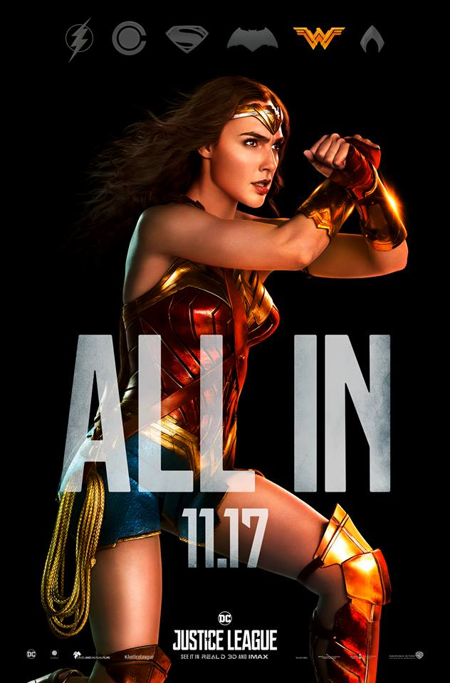 All In Wonder Woman