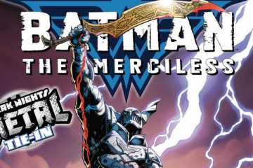 Batman: The Merciless #1
