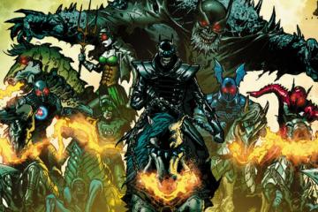 Dark Knights Rising: The Wild Hunt #1