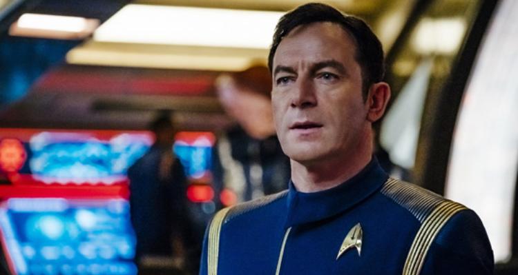 Jason Issacs Star Trek Banner