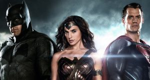 superman batman wonder woman dawn of justice