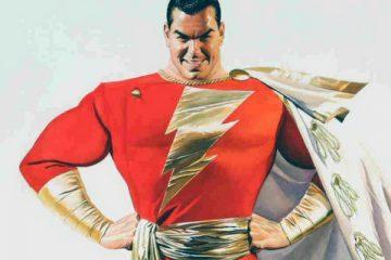 Captain Marvel aka Shazam