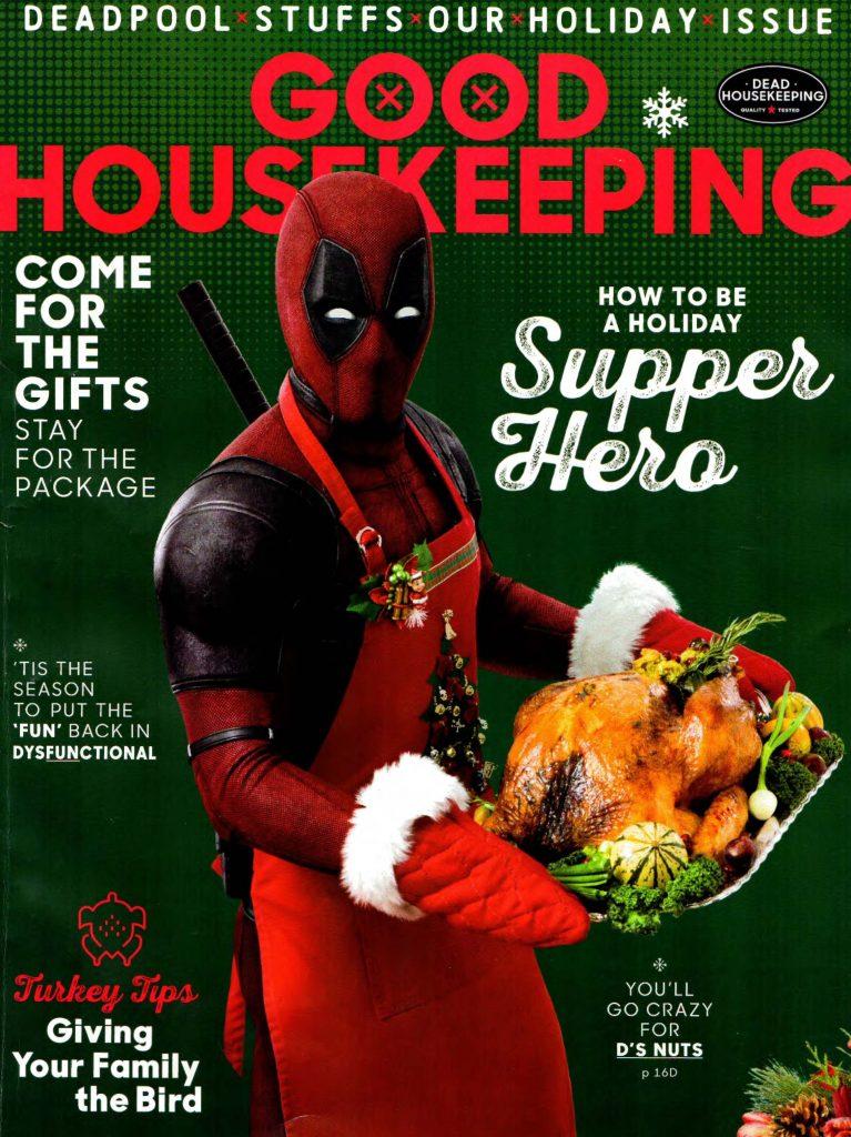 Good Housekeeping Deadpool