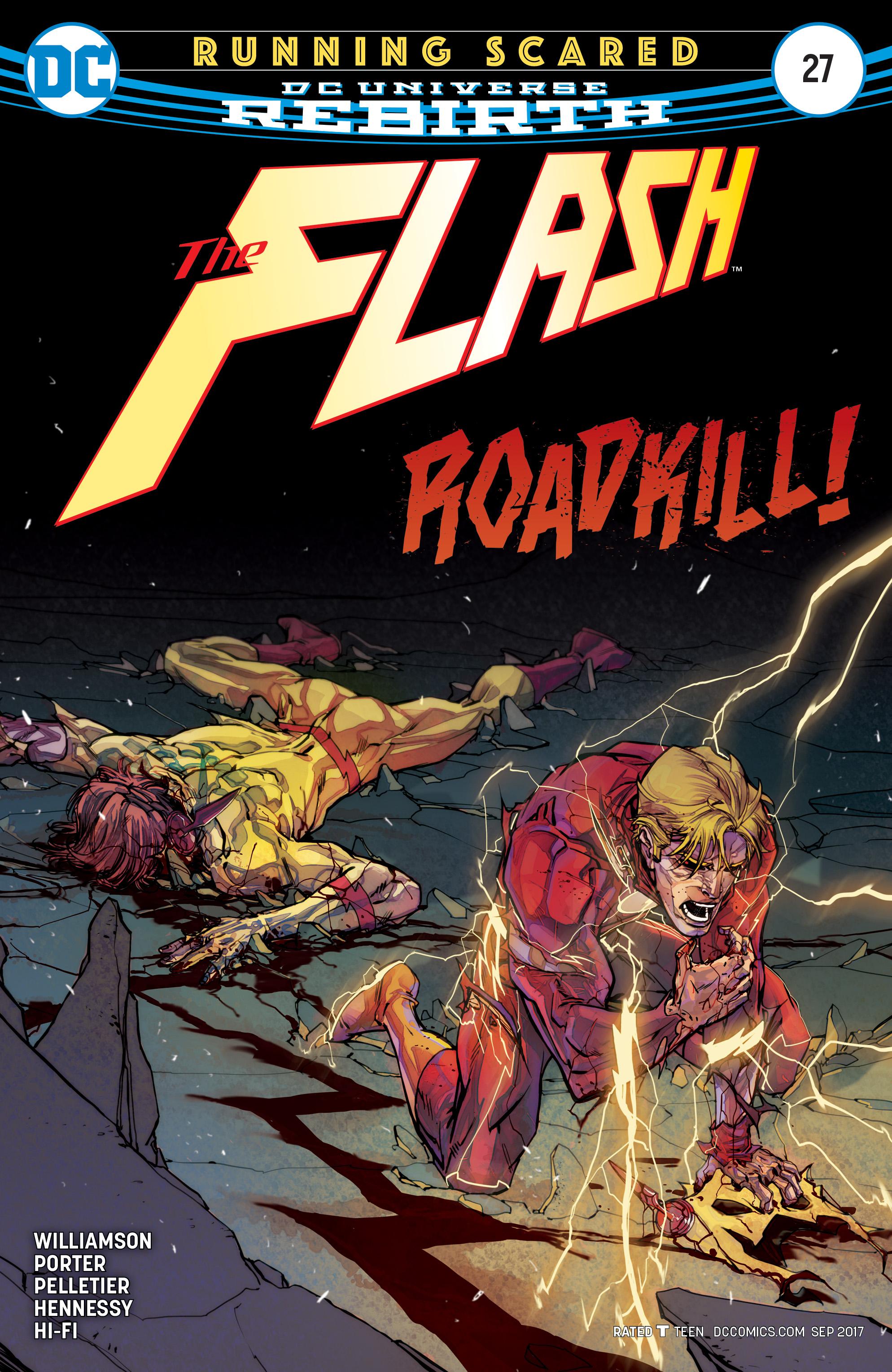 The Flash #27
