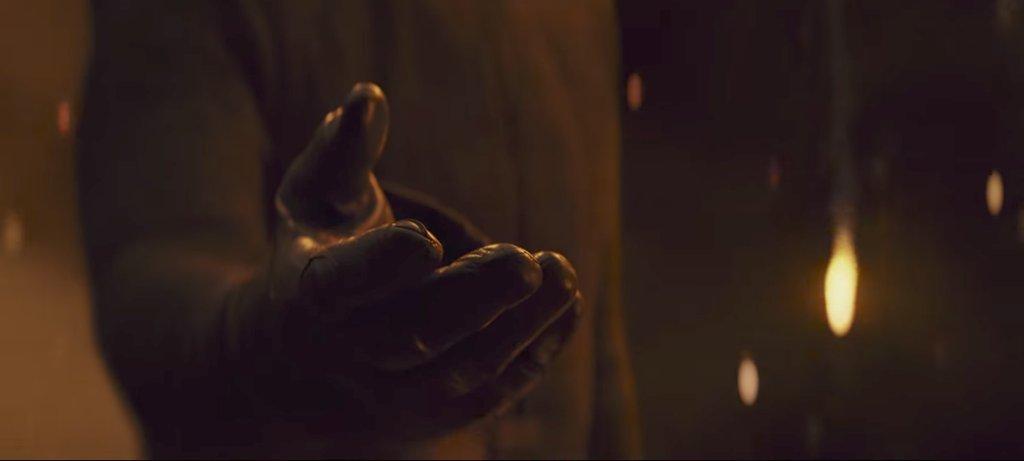 Kylo Ren's Glove