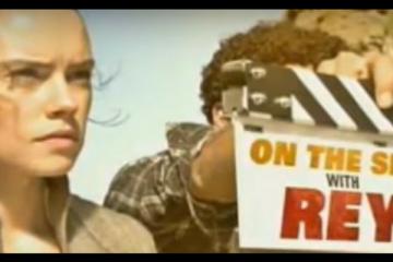 Daisy Ridley Rey