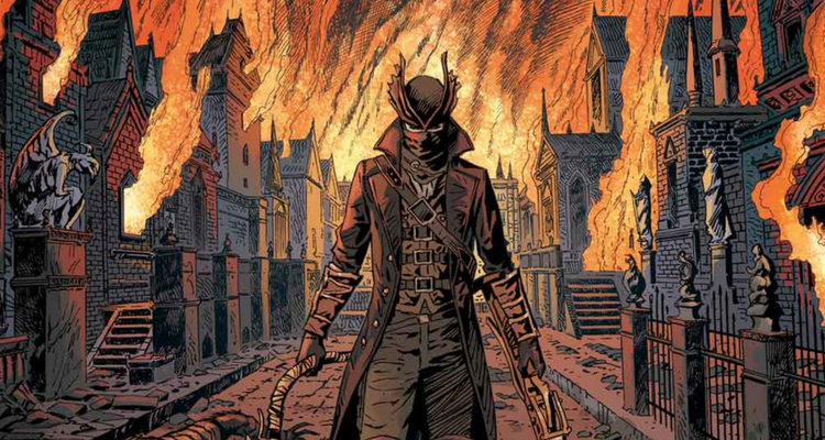 Bloodborne: The Death of Sleep #1