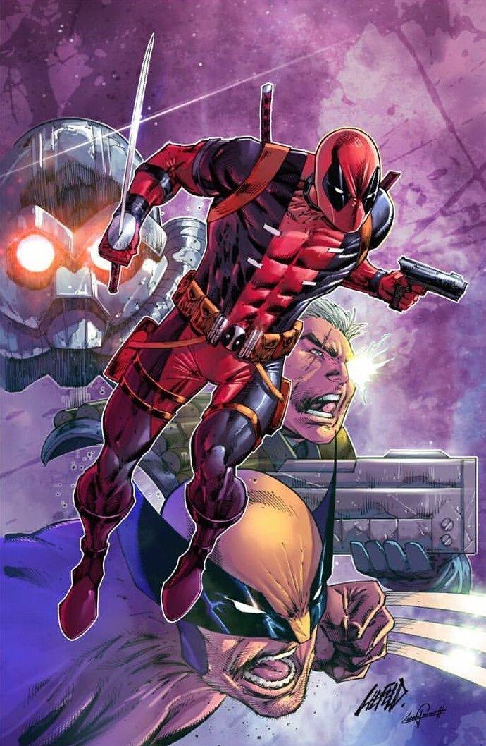 Deadpool: Badder Blood