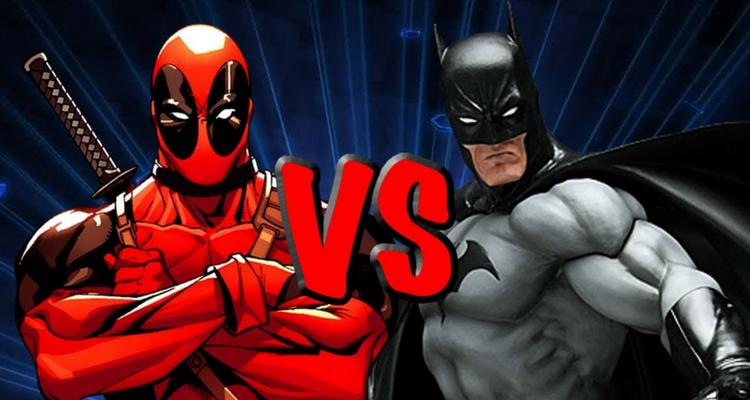 Batman vs Deadpool