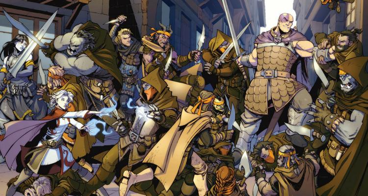 Dungeons & Dragons: Evil at Baldur's Gate
