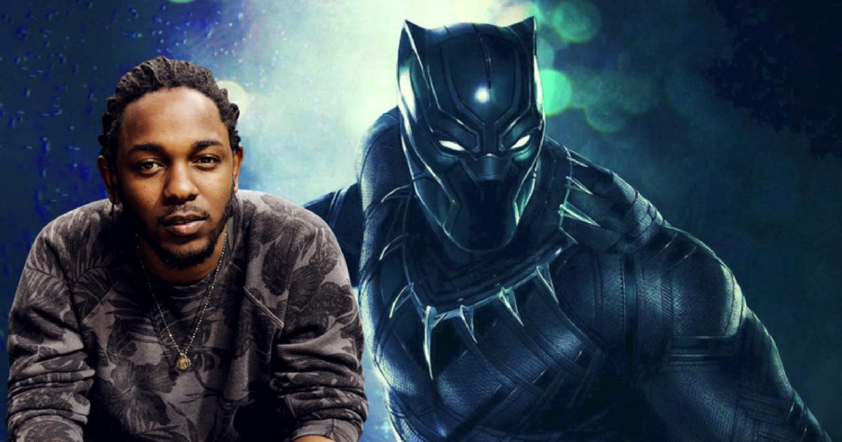 Kendrick Lamar and Black Panther