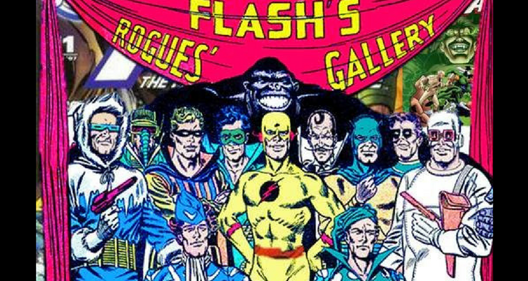 Flash Rogue Gallery