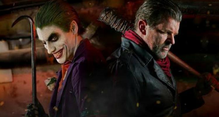 Joker vs Negan