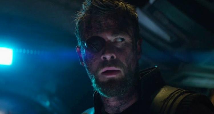 Thor eyepatch