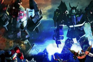 Transformers Prime Wars