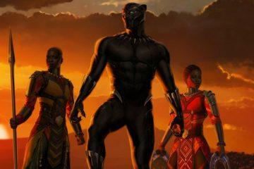Black Panther - Exclusive D23 Disney Poster