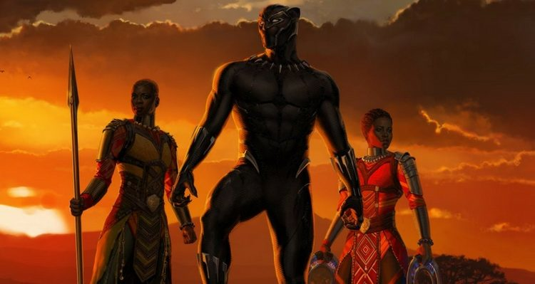 Black Panther - Exclusive D23 Disney Poster