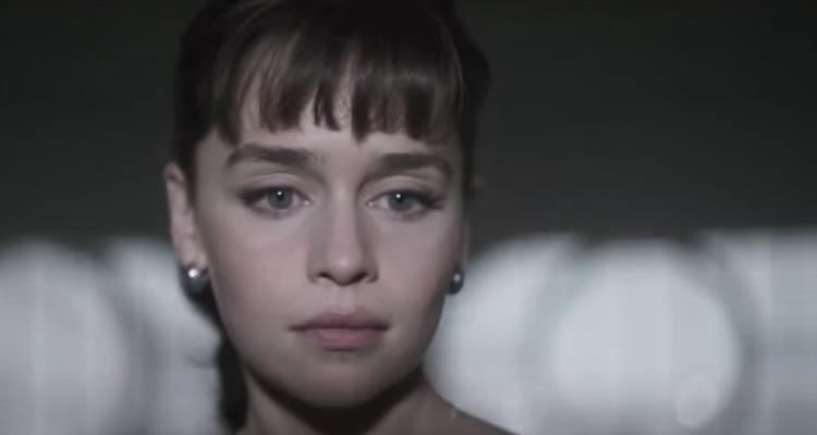 Emilia Clarke Qi'ra