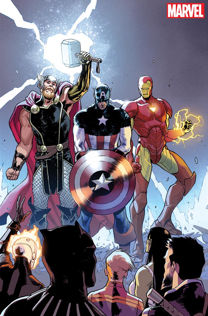 FCBD Avengers #1