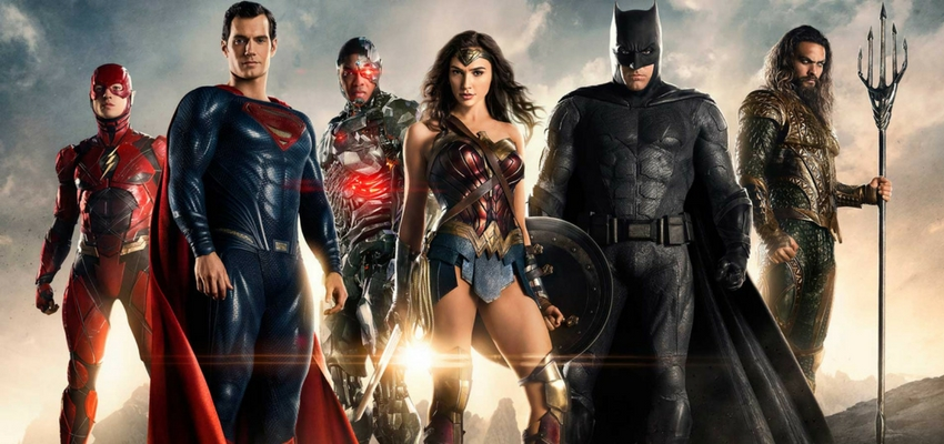 Justice League - DC Films 2017