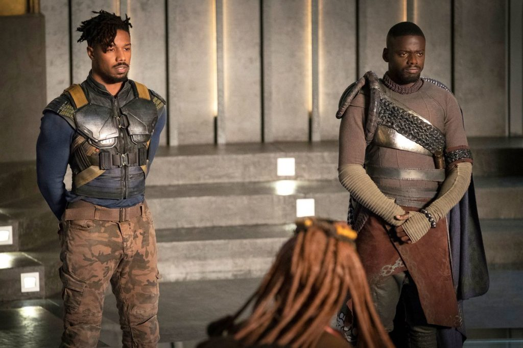 Black Panther - Disney & Marvel Studios 2018