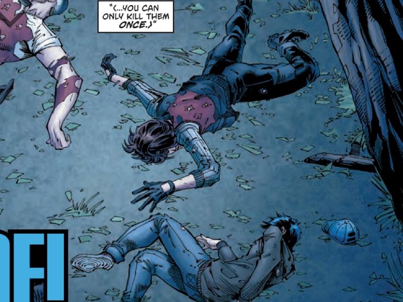 DC Comics - Action Comics #997 Art by Norm Rapmund