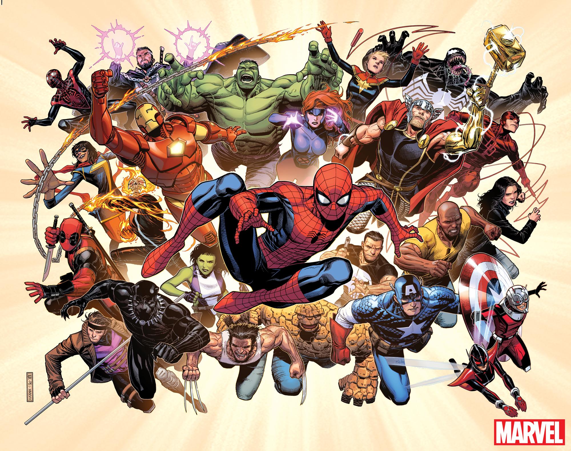 Marvel A Fresh Start