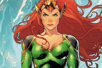 Mera: Queen of Atlantis - DC Comics