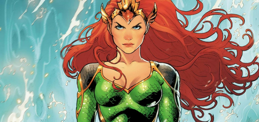 Mera: Queen of Atlantis - DC Comics